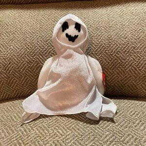 Sheets ghost beanie baby